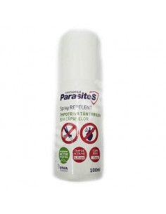 Spray Repelent impotriva tantarilor si a capuselor Parasites Santaderm, 100 ml