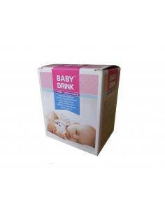 Baby Drink pulbere instant, 12 plicuri