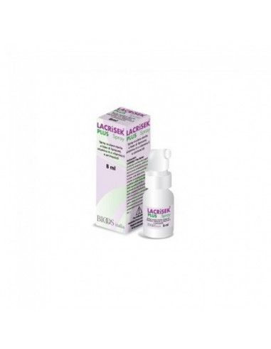 Lacrisek plus spray ocular, 8 ml