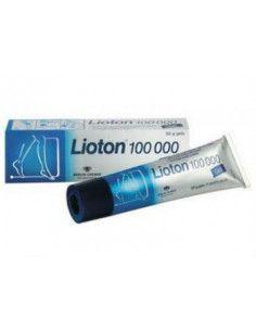 Lioton 100000ui x 50g gel