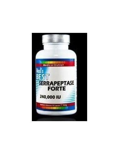 Serrapeptase Forte 240000 UI x 90 cps
