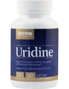 Secom Uridine 250 mg x 60 cps