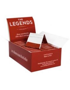 Betisoare hemostatice The Legends x 50 plicuri