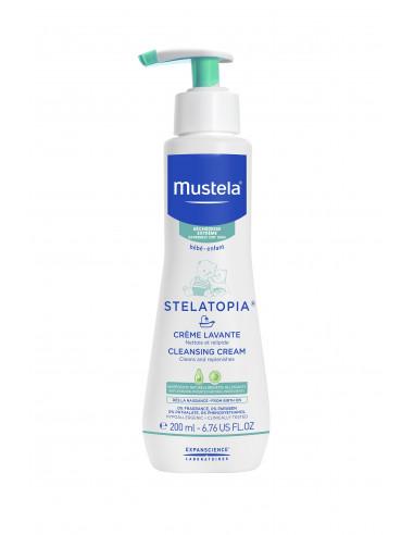 Mustela Stelatopia crema curatatoare x 200ml