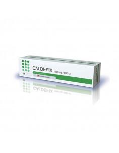 Caldefix 1000mg/880UI, 20 comprimate efervescente
