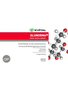 Evital Gluconorma x 60 capsule