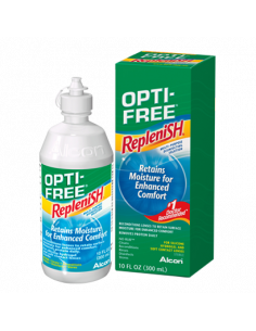 OptiFree Replenish solutie lentile de contact, 300ml, Alcon