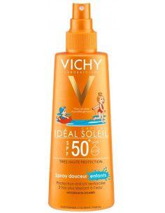 Vichy Ideal Soleil SPF 50+ Spray delicat pentru copii 200ml