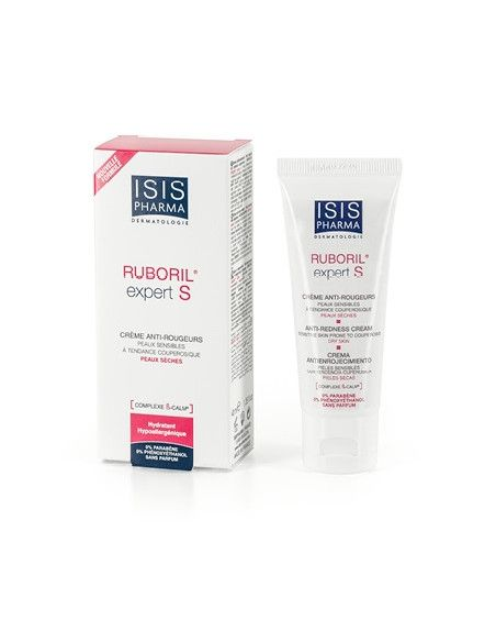 Ruboril Expert S crema 30ml ISIS Pharma