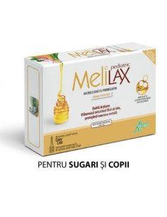 Melilax Pediatric Copii si Sugari 5g x 6 microclisme