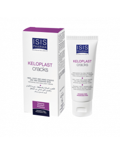 Keloplast cracks crema reparatoare 40ml ISIS Pharma