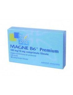 Magne B6 Premium x 30 drajeuri