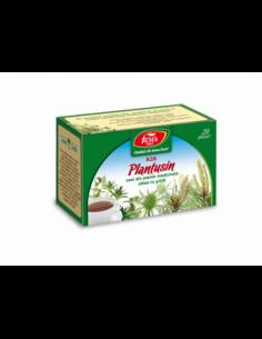 Ceai Plantusin 20 plicuri Fares