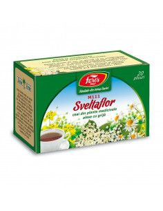 Ceai Sveltaflor 50 grame