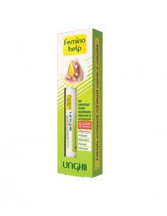 FeminoHelp ser concentrat pentru regenerarea unghiilor si cuticulelor, 2ml, Zdrovit
