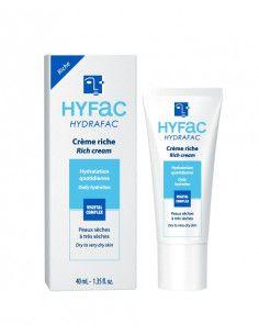 Hyfac Hydrafac creme riche x 40 ml