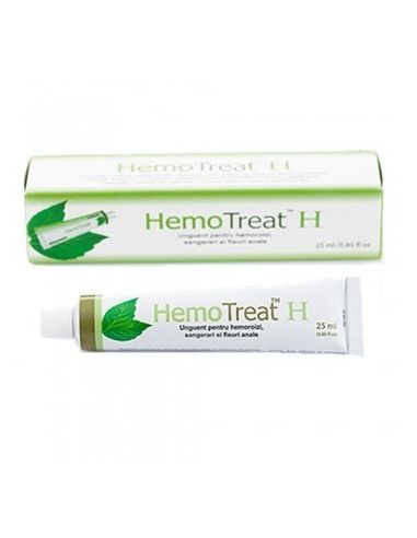HemoTreat H unguent hemoroizi, 25ml