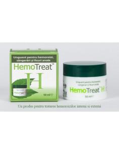 HemoTreat H unguent hemoroizi, 25ml