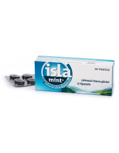 Isla Mint - 30 tablete de supt