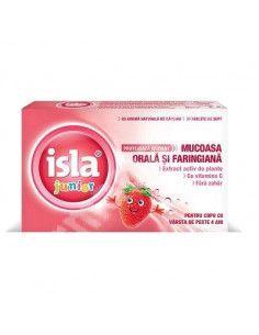 Isla Junior x 20 tablete de supt