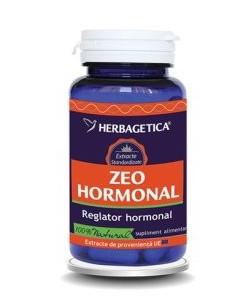 Herbagetica Zeo Hormonal x 30 cps