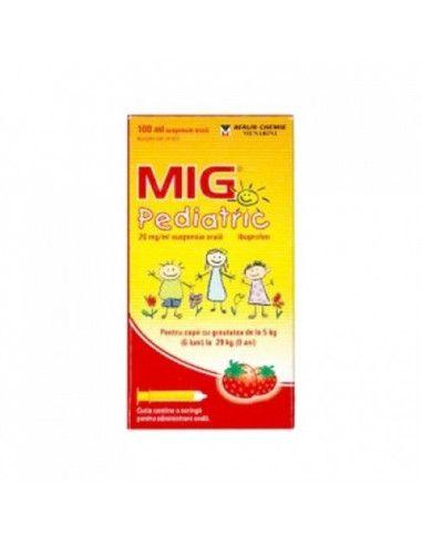 Mig Pediatric x 100ml soluţie orală