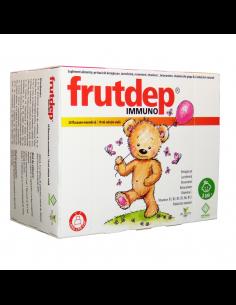 Frutdep Immuno solutie orala, 10 flacoane x 10ml, Dr.Phyto