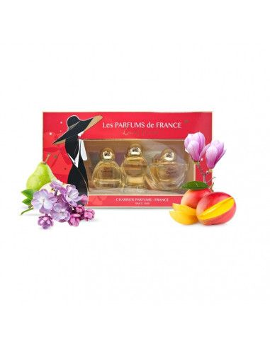 Set parfumuri Les Parfums de France Lovely french! Charrier Parfums
