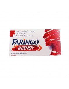 Faringo Intensiv 8.75mg 16 pastile de supt Terapia