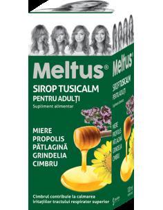 Meltus Tusicalm sirop pentru adulti 100ml Solacium pharma
