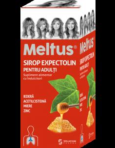 Meltus Expectolin sirop adulti 100ml Solacium pharma