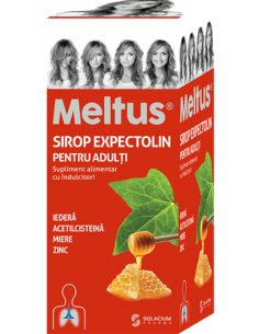 Meltus Expectolin sirop adulti 100ml Solacium pharma