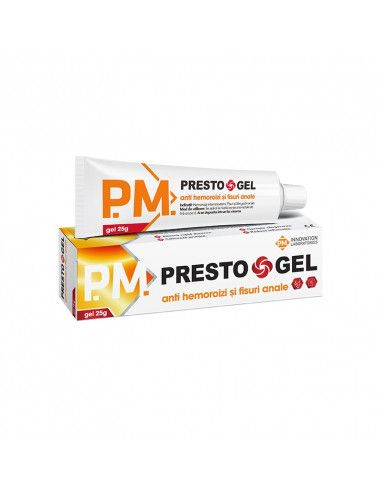 Prestogel gel 25g