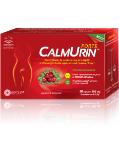 CalmUrin Forte 20cps Good Days Therapy