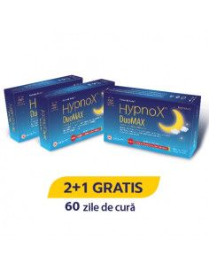 Hypnox DuoMAX 60cp Good Days Therapy 2+1GRATIS