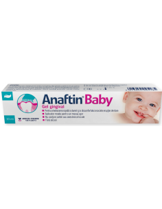 Anaftin Baby gel gingival 10ml Berlin Chemie