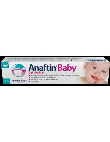 Anaftin Baby gel gingival 10ml Berlin Chemie