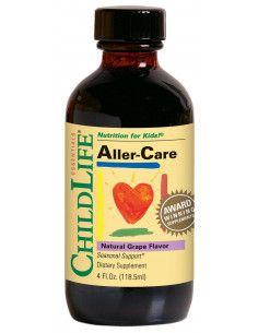 Secom Aller-care gust de struguri 118.50 ml