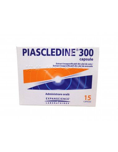 Piascledine 300mg x 15 capsule
