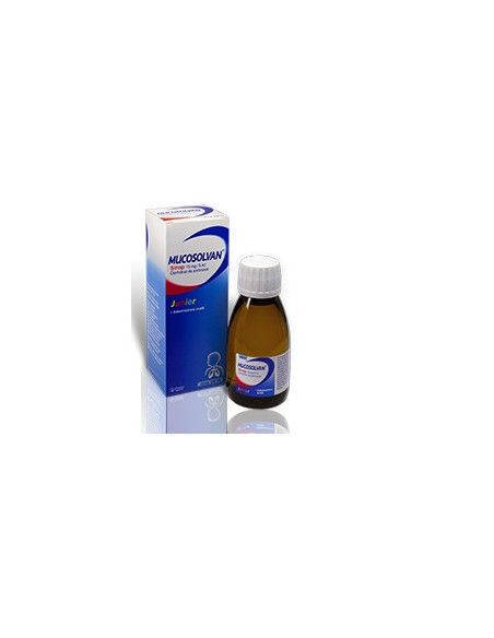 Mucosolvan Junior 15mg/5ml x 100ml sirop