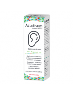 Zdrovit Acustivum spray auricular 20 ml