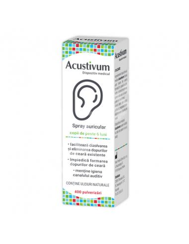 Zdrovit Acustivum spray auricular 20 ml