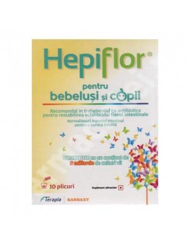 HEPIFLOR 10 PLICURI