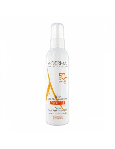 Ducray Aderma Protect Spray SPF 50+ 200ml