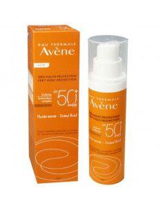 Avene Crema Spf 50 Fara Parfum x 50 ml